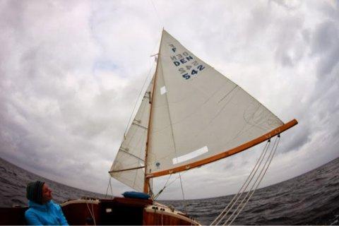 Bericht einer Reise mit unserer Maj Oktober 2013, Kiel - Dänische Südsee