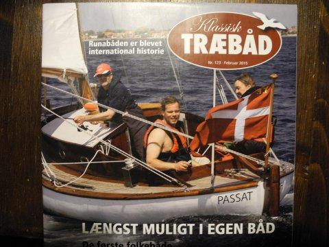 """klassisch am wind in der dänischen Zeitung """"Klassik TRÆBÅD"""""""