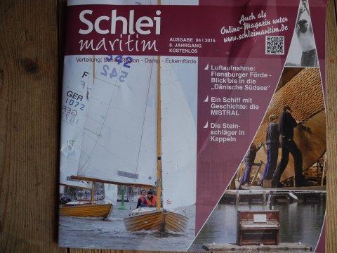 """klassisch am wind in """"Schlei maritim"""""""