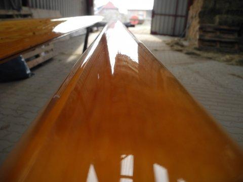 Jacaranda Mast mit 10 Schichten Lack