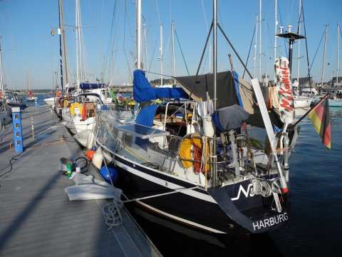 Familienschiff Nubia
